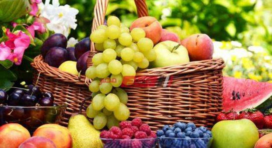أسعار الفاكهة اليوم الثلاثاء 4-5-2021 في مصر بكل انواعها