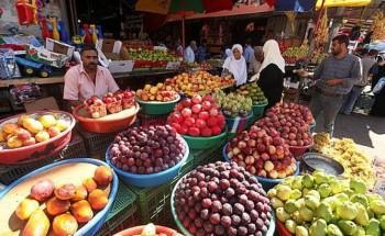 اسعار الفواكة اليوم الأربعاء 24-2-2021 في أسواق المصرية .. استقرار كبير