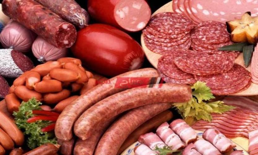 أسعار اللحوم بكل انواعها اليوم الثلاثاء 4-5-2021 في مصر