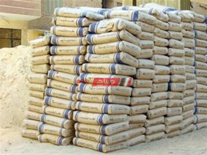 آخر أسعار الأسمنت للبناء اليوم الخميس 25-2-2021 في أسواق محافظات مصر