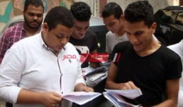 تعرف على موعد امتحانات الثانوية العامة 2021 النهائية وموعد اعلان الجدول المقترح