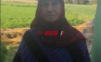 الحاجه لبيبة بالشرقية تناشد وزارة الصحة بتحمل علاجها على نفقة الدولة