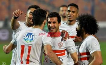 نتيجة وملخص مباراة الزمالك والترجي الرياضي دوري أبطال أفريقيا