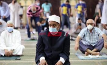 تعرف علي المساجد المسموح لها بإقامة صلاة التراويح في رمضان 2021 في جميع المحافظات