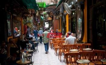 إغلاق 7 آلاف مقهى خلال الأشهر الأربعة السابقة لمخالفة الاجراءات الاحترازية لمكافحة فيروس كورونا بالقاهرة