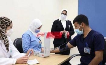 تطعيم جميع العاملين في المستشفيات الجامعية الأيام المقبلة