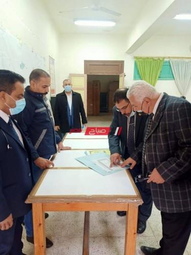 تعليم الإسكندرية تتابع أعمال اختيار رؤساء لجان امتحانات الثانوية العامة