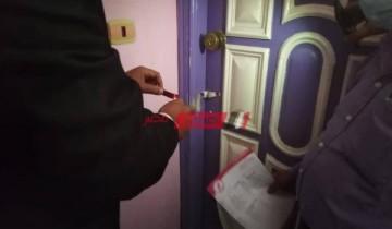 غلق وتشميع منشأت طبية في حملة مكبرة بنطاق محافظة دمياط