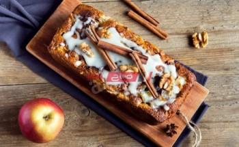 طريقة عمل خبز القرفة والتفاح بصوص الجليز بخطوات بسيطة على طريقة الشيف أميرة شنب