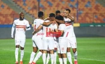 نتيجة وملخص مباراة الزمالك وتونغيث دوري أبطال أفريقيا