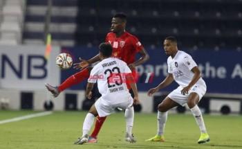 نتيجة مباراة السد والدحيل نهائي كأس قطر