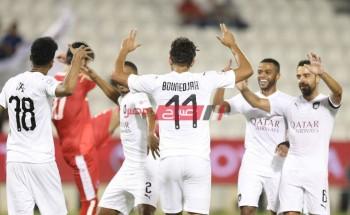 نتيجة مباراة السد والعربي كأس أمير قطر