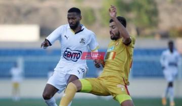 نتيجة وملخص مباراة الرائد والعين الدوري السعودي للمحترفين