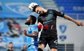 نتيجة وملخص مباراة النصر وحتا الدوري الاماراتي