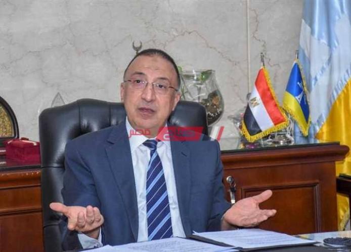 تخصيص 300 مليون جنيه لتنفيذ مشروعات رصف الطرق والصرف الصحي بمحافظة الإسكندرية