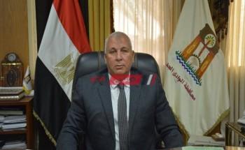 محافظ الوادي الجديد يلتقي برئيس التنمية للاستثمار في صعيد مصر