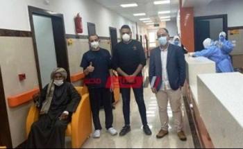 مدير مستشفى عزل العديسات بالأقصر يكشف تفاصيل شفاء 200 حالة كورونا