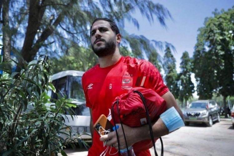 مروان محسن يعلن جاهزيته لمواجهة سيمبا