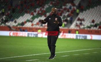 موسيماني يحذر اللاعبين من زيادة الوزن