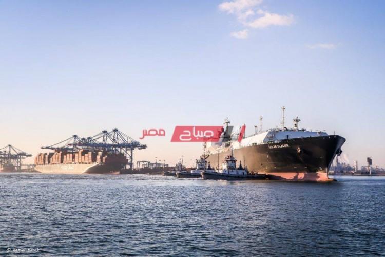 ارتفاع رصيد القمح بالقطاع الخاص في ميناء دمياط إلى 163 الف طن