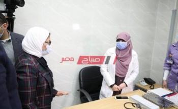 وزارة الصحة: ربط جميع الوحدات ومراكز صحة الأسرة والمبادرات الرئاسية بالصحة العامة تحت شعار 100 مليون صحة