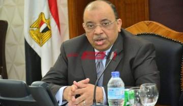 وزير التنمية المحلية يرفع حالة الطوارىء لمواجهة الطقس السيئ بجميع المحافظات
