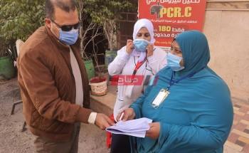 """وكيل وزارة الصحة بدمياط يثني علي دور الأطباء البطولي في مجابهة فيروس كورونا """"يوم الطبيب المصري"""""""