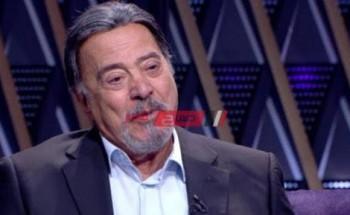 وفاة الفنان يوسف شعبان بفيروس كورونا وتشييع الجثمان غداً