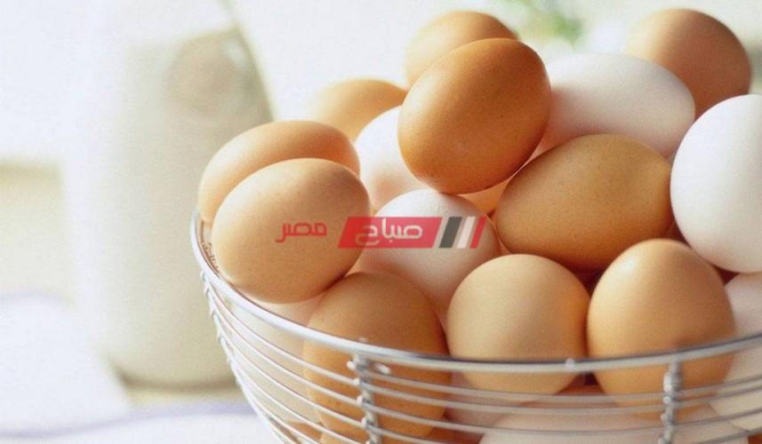 سعر كرتونة البيض في مصر اليوم السبت 8-5-2021