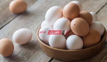 أسعار البيض بكل أنواعه في مصر اليوم الإثنين 18-10-2021