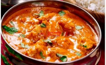 طريقة عمل دجاج بالزبدة علي الطريقة الهندية لوجبة مختلفة ومميزة علي سفرة رمضان 2021