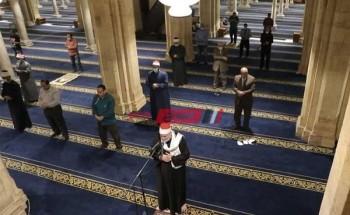 السماح بأداء صلاة التراويح في المساجد ومنع صلاة التهجد – تعرف علي التفاصيل