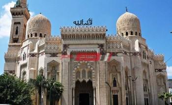 المساجد المسموح بإقامة صلاة التراويح بها في شهر رمضان في محافظة الإسكندرية