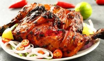 طريقة عمل اوراك الدجاج التندوري علي الطريقة الهندية في رمضان 2021