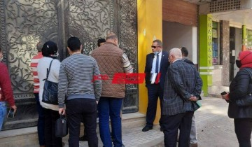 تعليم الإسكندرية يشن حملات مكبرة لغلق السناتر التعليمية بحي المنتزه – بالصور