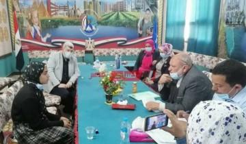 تعليم دمياط يختتم فعاليات المشروع الوطني للقراءة تحت عنوان مصر بألوان المعرفة