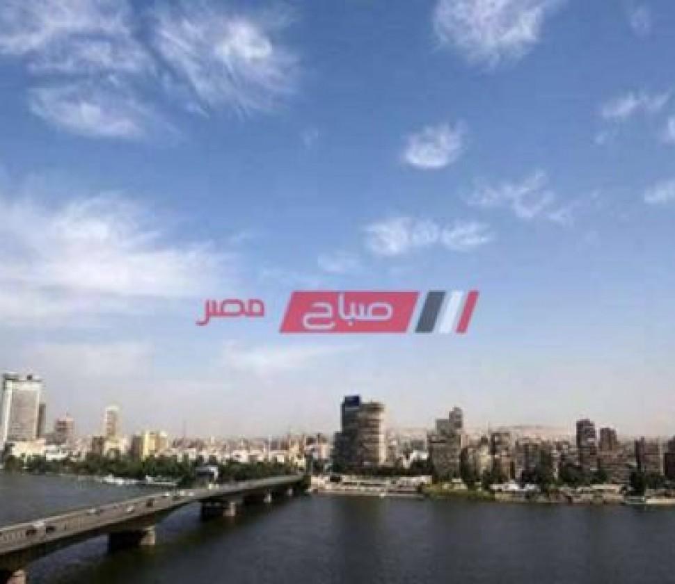 حالة الطقس اليوم السبت 23-10-2021 ودرجات الحرارة على محافظات مصر