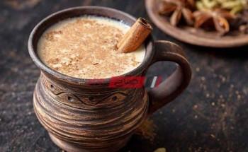 طريقة عمل شاي الكرك بطعم ونكهة رائعة بنكهة مختلفة