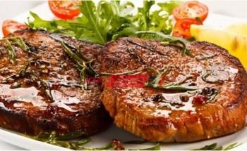 طريقة عمل شرائح اللحم بالصويا صوص لوجبة غداء شهية