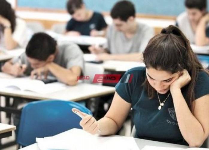 وزير التعليم: إعلان جدول الامتحانات التجريبية للثانوية العامة 2021 غداً