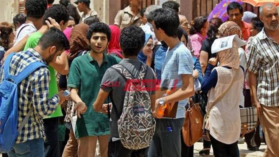 موعد امتحانات الشهادة الاعدادية نهاية العام 2021 جميع محافظات الجمهورية وزارة التربية والتعليم