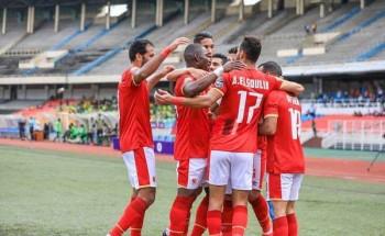 نتيجة مباراة الأهلي والمقاولون العرب الدوري المصري
