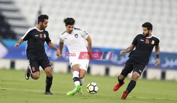 مشاهدة مباراة السد وأم صلال بث مباشر الدوري القطري