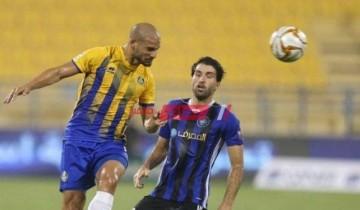 نتيجة وملخص مباراة الخور وقطر الدوري القطري