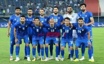 نتيجة وملخص مباراة الكويت ولبنان الودية