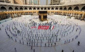 المملكة العربية السعودية تقرر السماح بالحج للمواطنين والمقيمين فقط بعدد 60 ألف بسبب كورونا