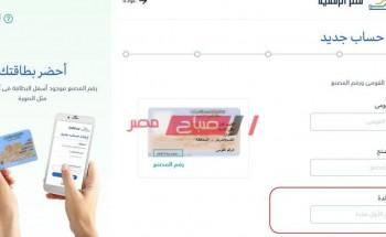 رابط موقع بوابة مصر الرقمية لتسجيل بيانات المواليد الجدد 2021