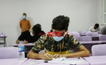 التعرف على نتيجة الصف الأول والثاني الثانوي نصف العام 2021 بالكود والرقم القومي وزارة التربية والتعليم