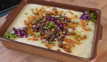 طريقة عمل البطاطا الحلوة بالطحينة من ضمن قائمة حلويات شهر رمضان المبارك ٢٠٢١