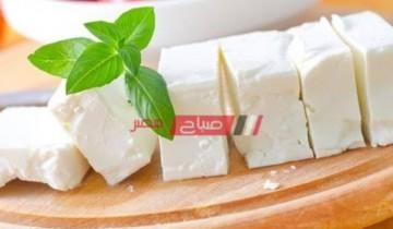 طريقة عمل الجبنة البيضاء فى المنزل من قائمة سحور رمضان 2021 على طريقة الشيف فاطمة ابو حاتى